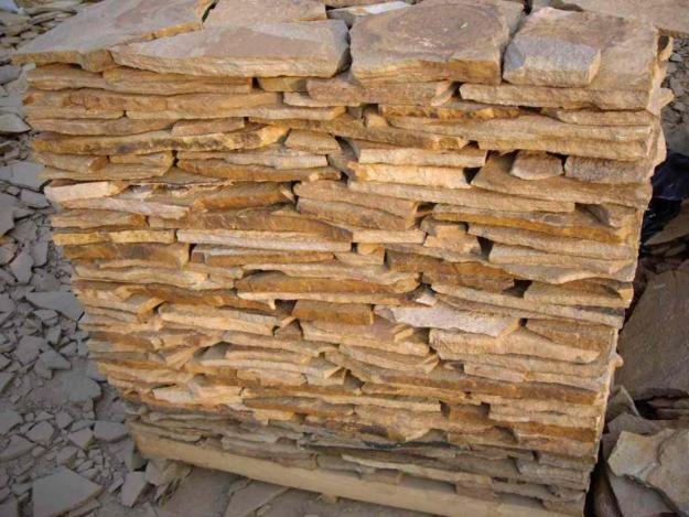 Натуральный природный камень или дикий камень от К-групп фото