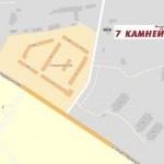 Торгово-выставочная площадка 7 Камней К-групп в Каменске-Уральском на карте